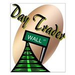 Day Trader Small Poster