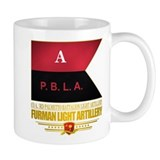 3rd PBLA Furman Battery Small Mugs