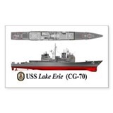 USS Lake Erie CG-70 Decal