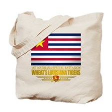 Wheats Louisiana Tigers Tote Bag