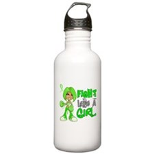 FLAG 42.8 NH Lymphoma Water Bottle