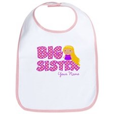 Big Sister Princess 3 Bib