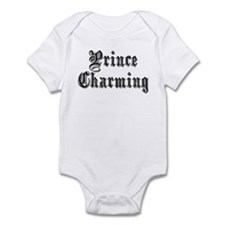 Prince Charming Infant Creeper