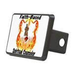 demonic02.p... Rectangular Hitch Cover