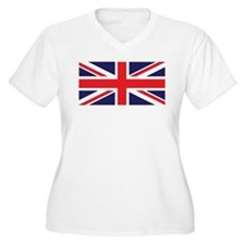 Union Jack United Kingdom Flag T-Shirt