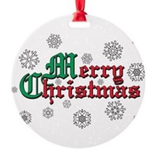 10-9-8-7-6-5-4-3-Merry christmas T-Shirt.png Ornament