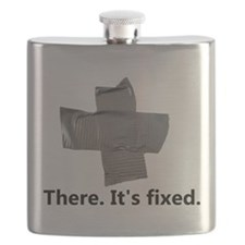 There. It's fixed. Duct Tape Gifts Flask