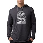 I Knit - Therefore I Rock Dog Hoodie
