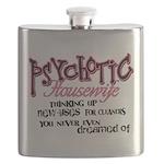 Psychotic Housewife Flask