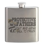 Protective Fathers Flask