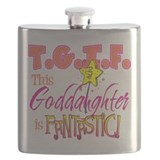 Fantastic Goddaughter Flask