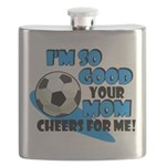So Good - Soccer Flask