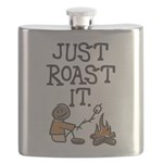 Just Roast It Flask