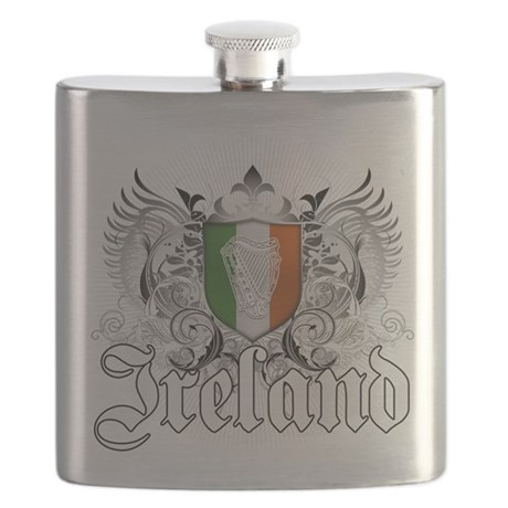 Irish pride Flask