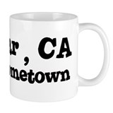 Weimar - hometown Mug