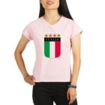 Italian 4 star FLAG(white).png Performance Dry T-S