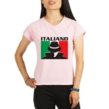 italy T-Shirt.png Performance Dry T-Shirt