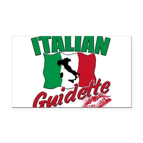 italy T-Shirt.png Rectangle Car Magnet