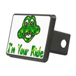 ride_frog01.png Rectangular Hitch Cover