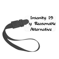 insanity03x.png Luggage Tag