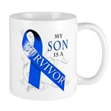 My Son is a Survivor Small Mug