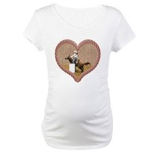Barrel Racing Heart Shirt