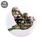 Inspired Pink Roses Bird 3.5