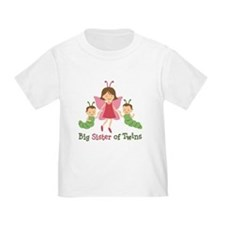 Big Sister of Twins - Butterfly T