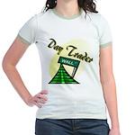 Day Trader Jr. Ringer T-Shirt