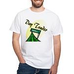 Day Trader White T-Shirt