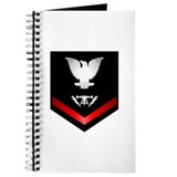 Navy PO3 Fire Controlman Journal
