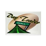 Day Trader Rectangle Magnet