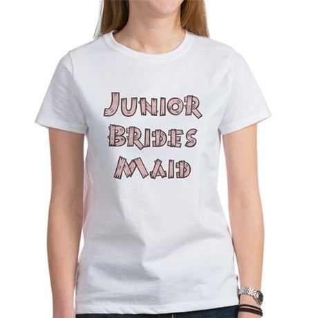 Country Junior Bridesmaid Women's T-Shirt