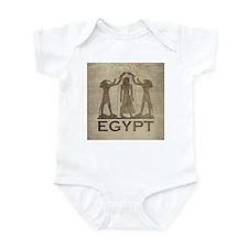 Vintage Egypt Infant Bodysuit