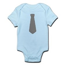 Funny Houndstooth Onesie