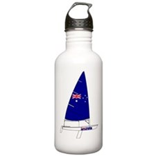 Australia Sailing Water Bottle