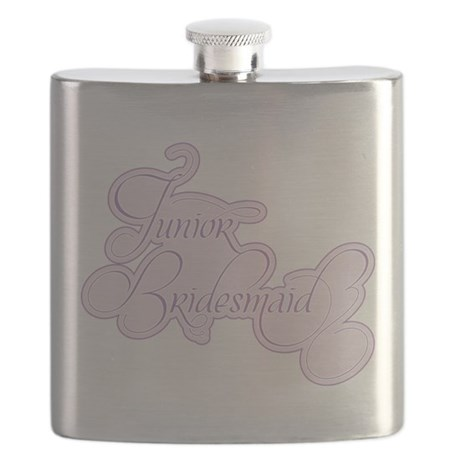 Amor Junior Bridesmaid.png Flask