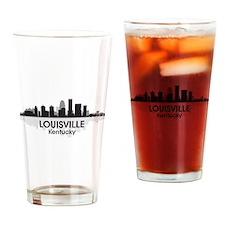 Louisville Skyline Drinking Glass