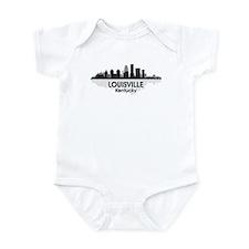Louisville Skyline Infant Bodysuit