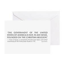 Skeptics18 Greeting Cards (Pk of 20)