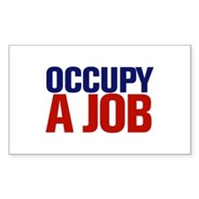 Occupy A Job Decal