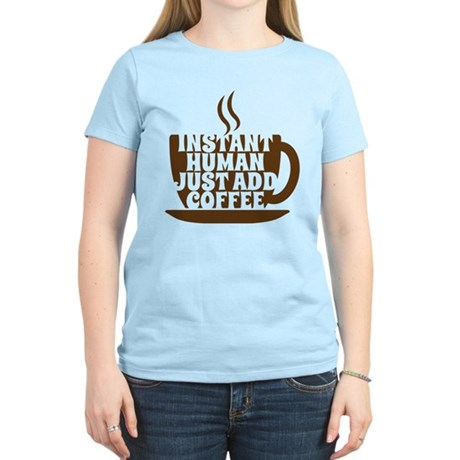 instant human Women's Light T-Shirt