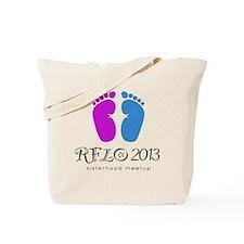 rflo meetup Tote Bag