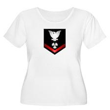Navy PO3 Machinist's Mate T-Shirt