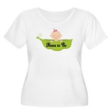 Nana to Be Pea Pod T-Shirt