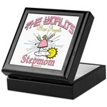 Angelic Stepmom Keepsake Box