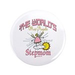 "Angelic Stepmom 3.5"" Button (100 pack)"
