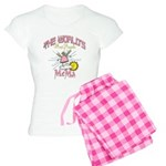 Angelic Mema Women's Light Pajamas