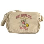 Angelic Mema Messenger Bag