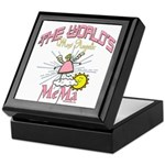Angelic Mema Keepsake Box